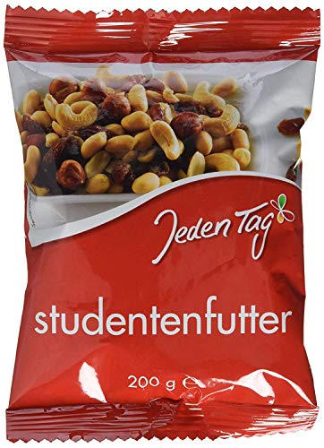 Jeden Tag Studentenfutter, 200 g