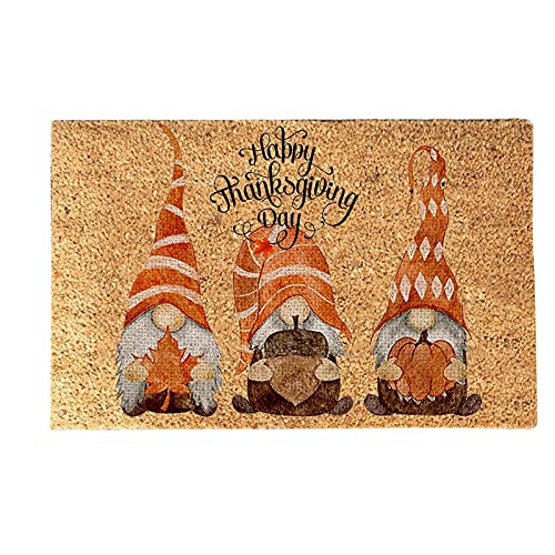 N% Thanksgiving & Halloween - Zerbino per ingresso, cucina, bagno, soggiorno