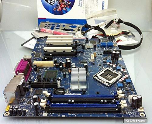 Intel D955XCS Intel 955X Express Socket 775 BTX Mainboard mit Audio, LAN & RAID
