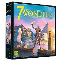 世界の七不思議 デュエル 7 Wonders 2nd Edition ボードゲーム [並行輸入品]
