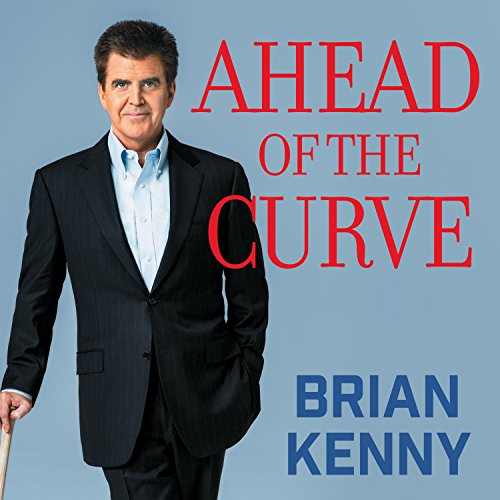 Ahead of the Curve audiobook cover art