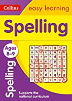 Collins Easy Learning Age 7-11 -- Spelling Ages 8-9: New Edition