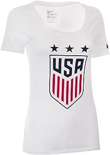Women's Team USA Crest T-Shirt