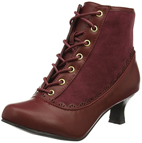 Joe BrownsMore Than Cute Ankle Boots - Botas Mujer, Color Rojo, Talla 39