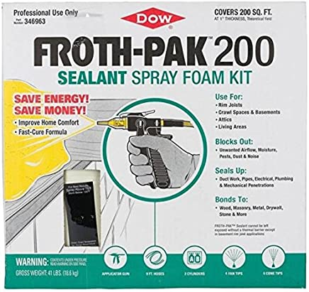 Froth-PAK 200 (1.75 PCF) Sealant