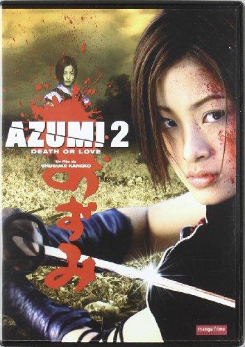 Azumi 2 Death Or Love [DVD]
