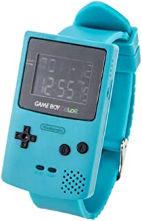 Game Boy Color Watch - Nintendo Gaming Console Wristwatch
