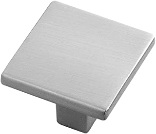 Hickory Hardware HH075341-SS-10B Skylight Collection Knob 1-1/4 Inch Diameter, Stainless Steel, 10 Each