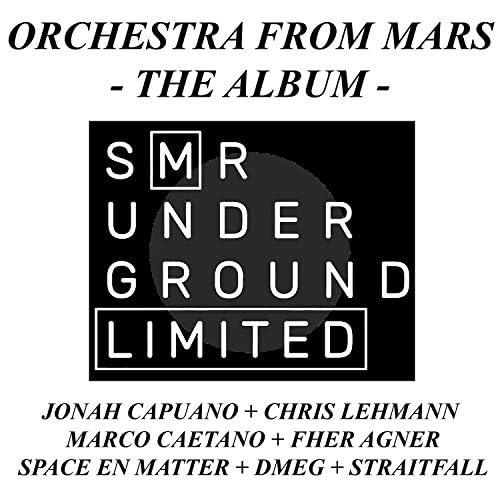 Jonah Capuano, Marco Caetano, Chris Lehmann, Fher Agner, Dmeg, Space En Matter & StraitFall