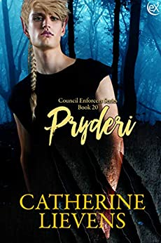 Pryderi (Council Enforcers Book 20) by [Catherine Lievens]