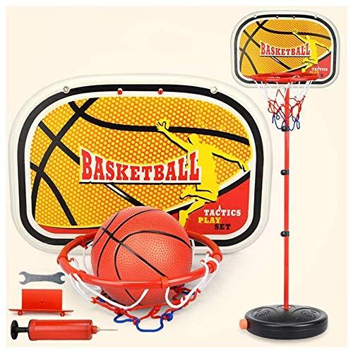 XIUYU Mini Basketballständer angehoben Werden können und Indoor- und Outdoor-Hardcore Shooting-Rahmen-Baby Outdoor Sport Gesenkte (Size : 1.2m)