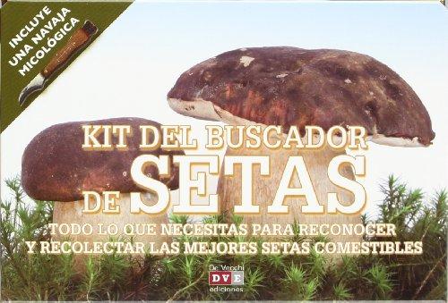Kit del buscador de setas PLANTAS
