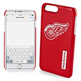 "Detroit Red Wings Impact TPU 2ピースデュアルハイブリッドIphone 8 plus / iPhone 7 Plus / iPhone 6 Plus / 6s Plus – 5.5 ""画面のみ"
