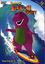 barney beach party dvd