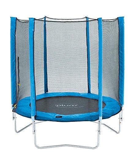 Plum 6ft Children's Trampoline & Enclosure - Blue