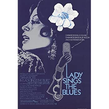Amazon.com: Lady Sings the Blues 11 x 17 Movie Poster - Style B:  Lithographic Prints: Posters & Prints
