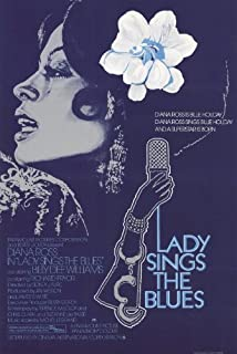 Lady Sings the Blues 11 x 17 Movie Poster - Style B
