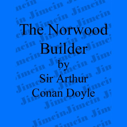 The Adventure of the Norwood Builder audiobook cover art