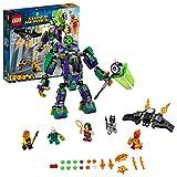 LEGO- Super Heroes Duello Robotico con Lex Luthor, Multicolore, 76097