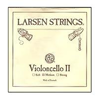 LARSEN STRINGS (ラーセン ストリングス) 弦 D スチール/クロムスチール巻 Cello (チェロ) 用