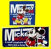 ミッキーマウス ハンド:フェイスタオル (ハンドタオル)