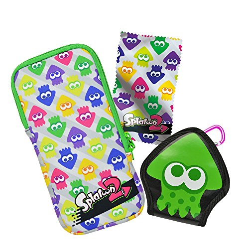 【Nintendo Switch対応】Splatoon2 アクセサリーセット for Nintendo Switch