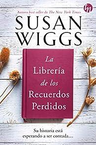 La librería de Los Recuerdos Perdidos par Susan Wiggs