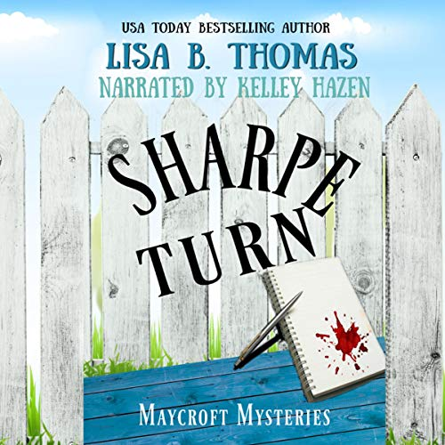 Sharpe Turn cover art