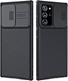 Nillkin CamShield Pro Series Samsung Galaxy Note 20 Ultra Hülle, stilvolle Schutzhülle mit Schiebekamera-Abdeckung Ultra Dünn Premium Bumper Hybrid Handyhülle für Samsung Galaxy Note 20 Ultra