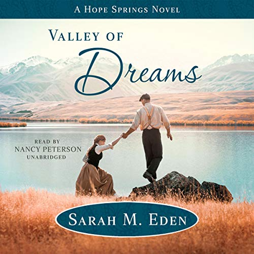Valley of Dreams audiobook cover art