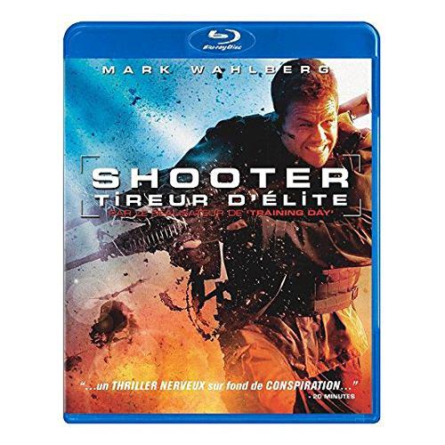 Shooter-Tireur d'élite [Blu-Ray]
