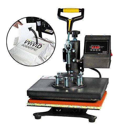 VViViD Digital Heat Press 10' x 12' Flat Garment Sublimation Machine