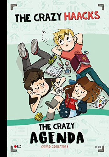 The Crazy Agenda (curso 2018-2019) (The Crazy Haacks) (Serie The Crazy Haacks)