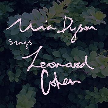 Sings Leonard Cohen