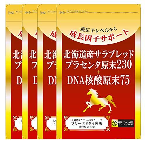 ROYAL3000(ローヤル3000) 北海道サラブレットプラセンタ原末230+DNA核酸原末75