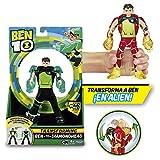 BEN 10 - Figura de Acción BEN Transformable en Alien (Giochi Preziosi  BEN28000), modelos aleatorios