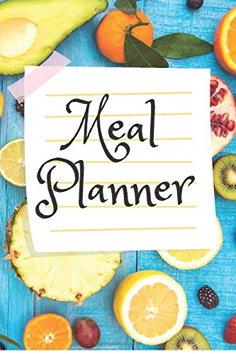 Compare Textbook Prices for Meal Planner: Track And Plan Your Meals Weekly  ISBN 9798637985197 by set, Kitchenware