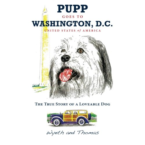 Pupp Goes To Washington, D.C.