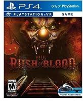 Until Dawn Rush of Blood VR (輸入版:北米) - PS4