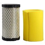 Harbot Air Filter with Pre-Cleaner for Craftsman YT3000 YS4500 LT2000 Yardman RZT42 RZT50 Husqvarna YTA18542 MTD Lawn Mower
