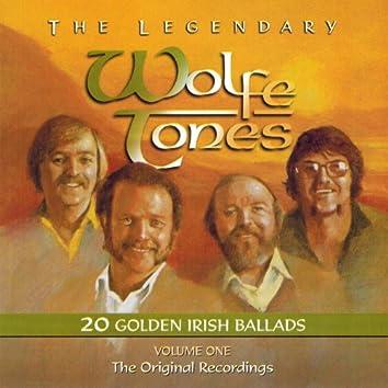 The Legendary Wolfe Tones, Vol. 1 (20 Golden Irish Ballads)