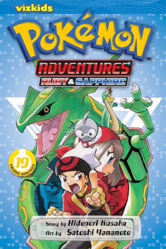 Download Pokémon Adventures (Ruby and Sapphire), Vol. 19 (19) (Pokemon) 142153553X