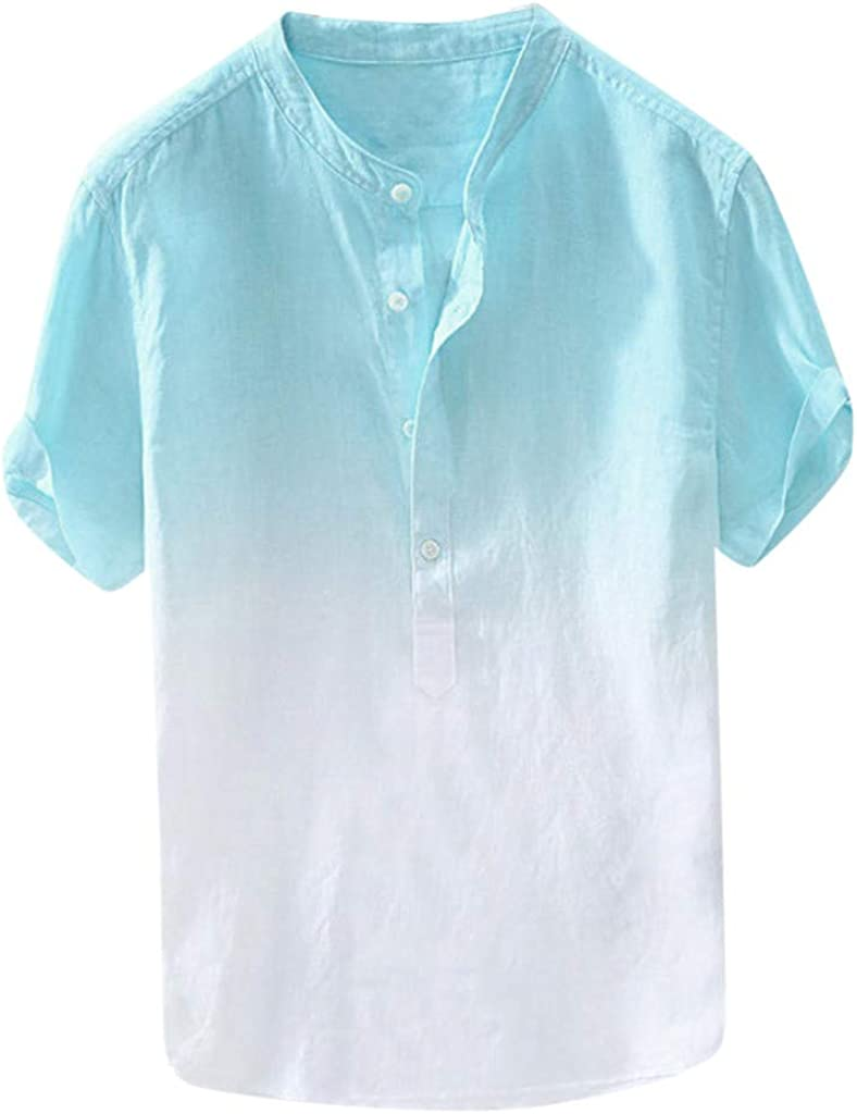 Fastbot Men's Summer Short Sleeve Shirt Thin 2021new shipping free Sta Wholesale Cool Breathable