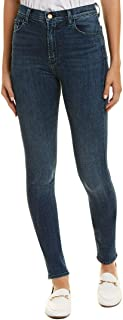 J Brand Carolina Super High Rise Skinny Jeans In Swift, 26