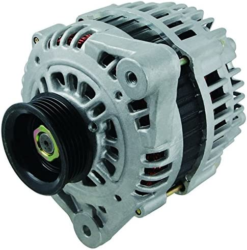 Limited time for free shipping New Alternator Replacement For Nissan In a popularity Frontier 200 V6 3.3L Truck