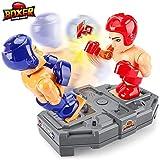 Baztoy Batallas Robot Juguete, Robotica Robot para Niños con Función de Sensor de Infrarrojos y Voz, Boxeo Robot Juguetes Niños 3 4 5 6 7 8 9 10 11 12 13 Años para Regalos Navidad Cumpleaños Juegos
