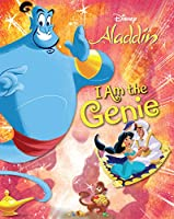 Disney Aladdin I am the Genie Picture Book