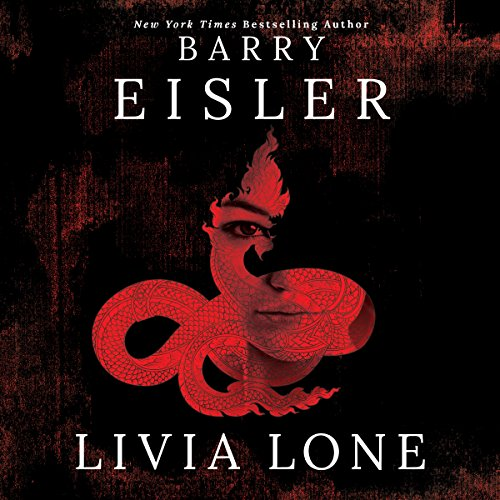 Livia Lone audiobook cover art