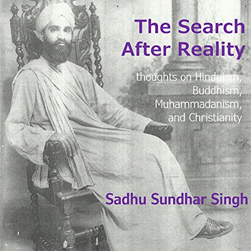 The Search After Reality Titelbild