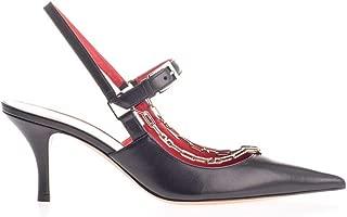 VALENTINO Luxury Fashion Womens SW2S0Q69XGN0NO Black Heels | Fall Winter 19